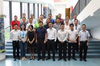 """""""深圳市机器人青年专家委员会第一届委员会第三次全体会议""""于2017年8月3日在中科院先进院顺利召开。"""
