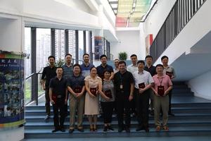 深圳市机器人与智能系统专家委员会筹备会圆满举行
